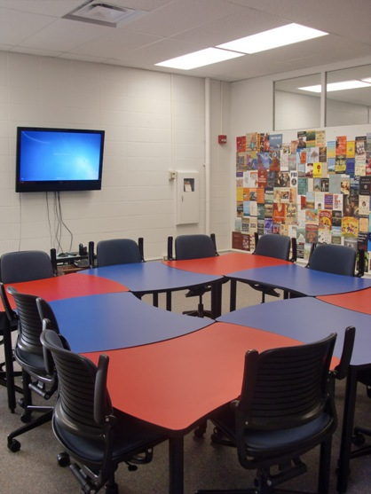 Photo of study room
